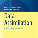 "Review of ""Data Assimilation: A Mathematical Introduction"" by Law, Stuart and Zygalakis"