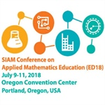 2018 SIAM Conference on Applied Mathematics Education