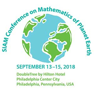 2018 SIAM Conference on Mathematics of Planet Earth