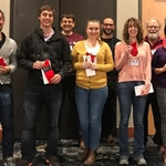 Red Sock Award for Best Posters at DS19