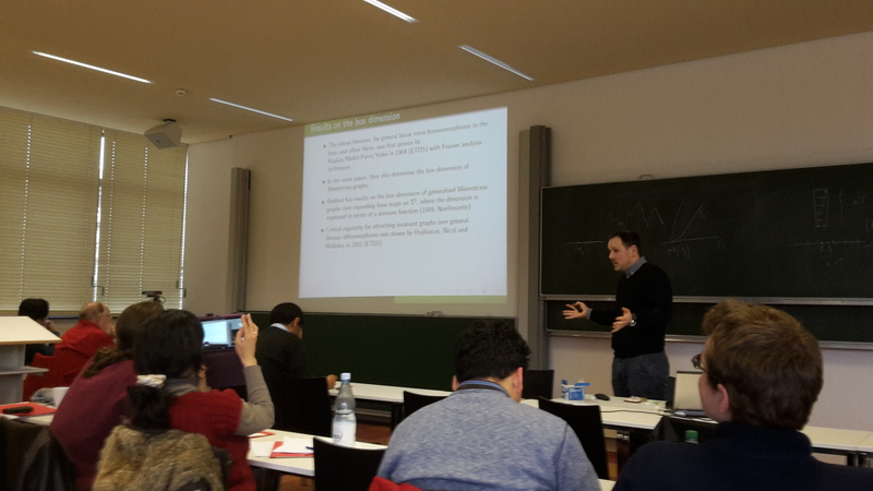 4th Bremen Winter School and Symposium: Dynamics, Chaos and Applications